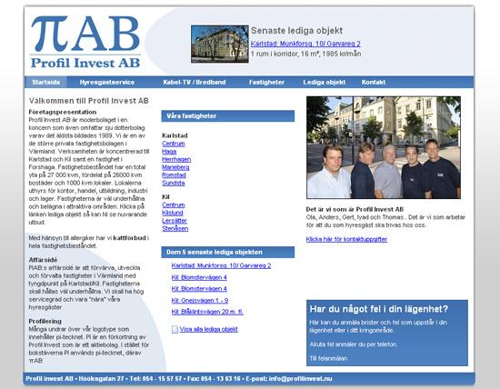 Profil Invest AB