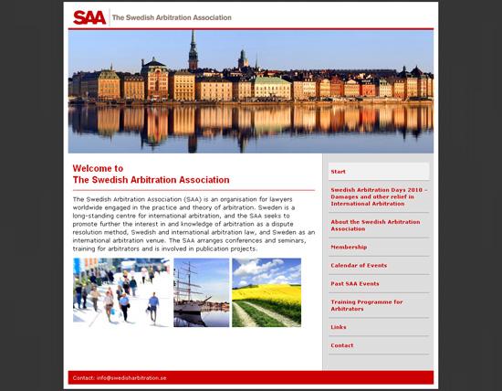 Swedish Arbitration Association
