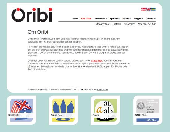 Oribi AB